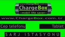 ChargeBox kullanım videosu