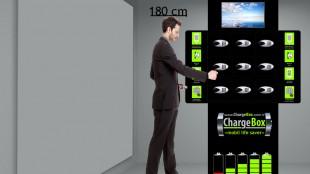 CBTV-9RN Cep telefonu şarj istasyonu