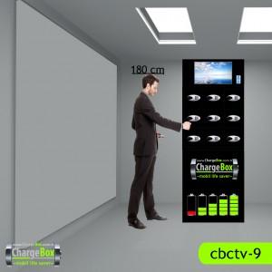 CBCTV-9 Cep telefonu ve tablet şarj istasyonu Resmi büyütmek için tıklayınız
