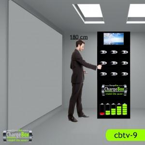 CB-5 Cep telefonu ve tablet şarj istasyonu Resmi büyütmek için tıklayınız